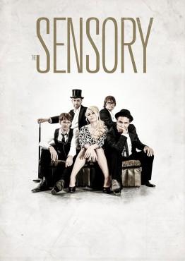 The Sensory Poster White
