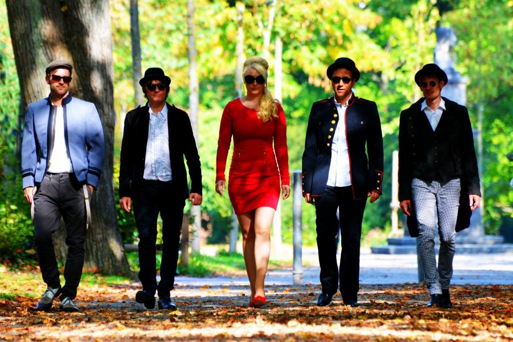 The Sensory - Band 2015